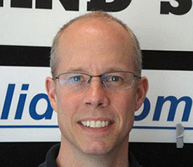 Bryan Funk was named president of Fourslide Spring & Stamping