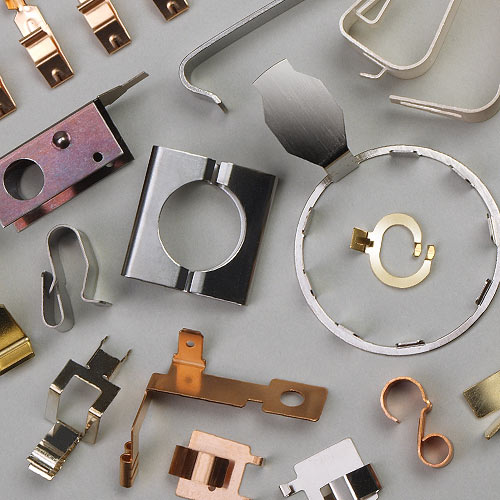 Selecting a material for your custom metal part