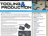 Tooling & Production eNews