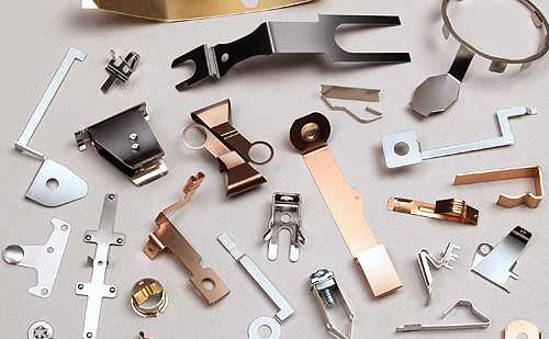 Fourslide's process allows it to make small, complex metal pieces quickly.