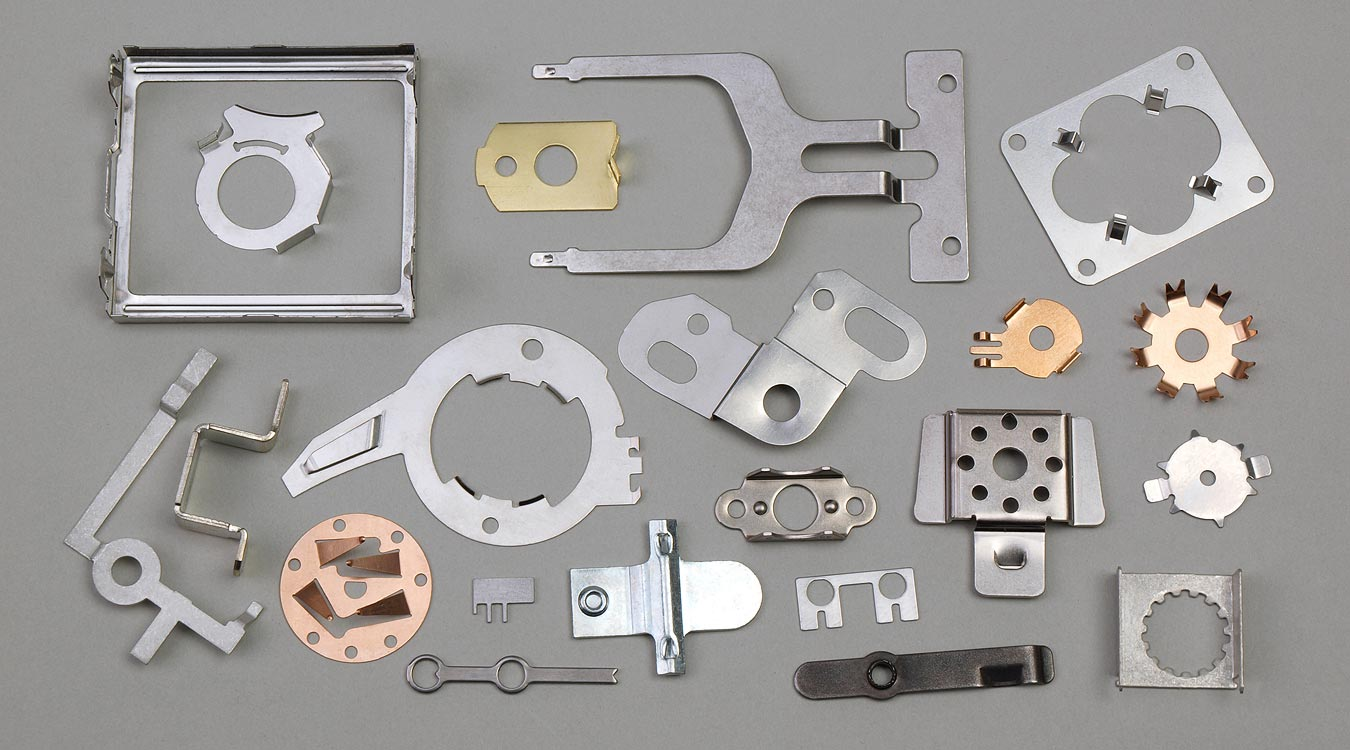 Metal Stampings - Custom Sizes